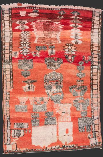 middle vintage blazek berber or rug arts pile eastern southern south morocco tm rugs atlas carpets