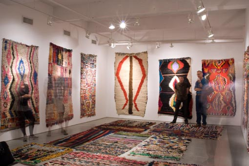 'Rags to Richesse' exhibition in co-operation with Cavin