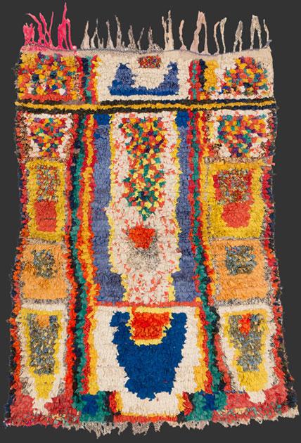 Boucherouite Rag Rugs
