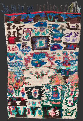 Ourika Tal, Hoher Atlas, Marokko, ca. 1990, 170 x 120 cm