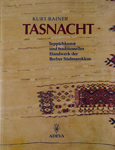 Kurt Rainer:'Tasnacht' cover