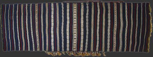 Ahel Telt / BeniOuarain women's shawl tabrdouhte