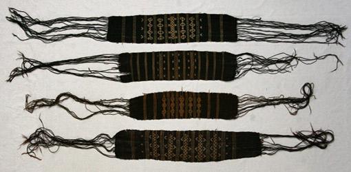 Ahel Telt/ Beni Ouarain headbands tachedat n'tritat