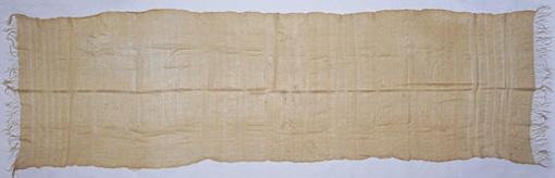 Ahel Telt / BeniOuarain men's wrapping textile 'haik'