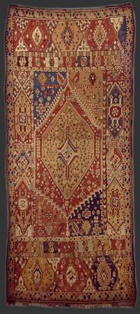 tapis de  Rabat