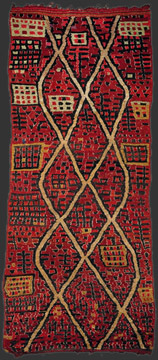 tapis de  Zekara