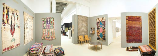 stand at the WIKAM Kuenstlerhaus art + antiques show 2012