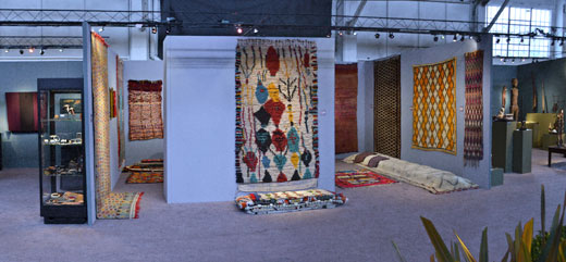 Exhibition Stand Textile : Fairs