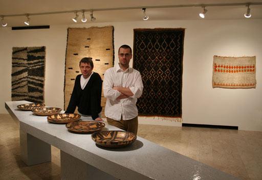 geometrien exhibition graz. Gebhart Blazek + Udo Gangl