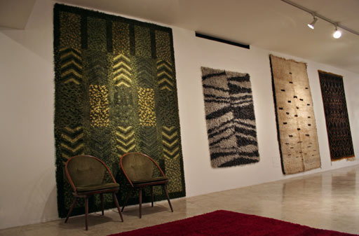 geometrien exhibition graz. Marianne Richter vintage modernist carpet. Berber rugs