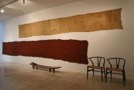 geometrien exhibition graz bakuba textiles