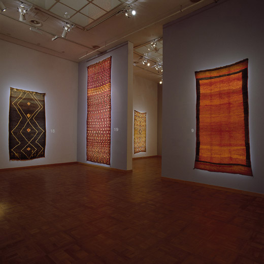 'Beauté Sauvage II' an exhibition of Moroccan Berber